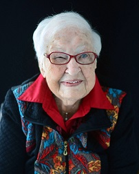 Madame Julia Bédard Champoux (1918 - 2018)